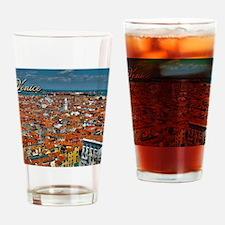 Venice Postcard Drinking Glass