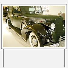 1939 Packard Car Yard Sign