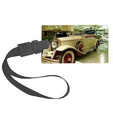 1929 Rolls Royce Luggage Tag