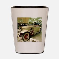 1929 Rolls Royce Shot Glass