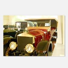 1913 Rolls Royce Postcards (Package of 8)