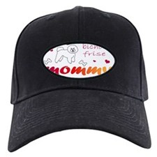 bichon frise Baseball Hat