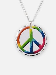 RainbowPeace1 Necklace