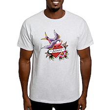 Tattoo heart mommy T-Shirt