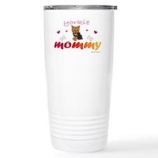 yorkie Travel Mug