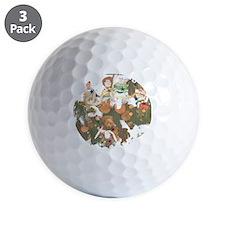 STAR COATS FOR KIDS. Golf Ball