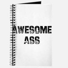 Awesome Ass Journal