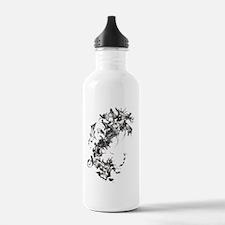 Hybrid I : Leather Water Bottle