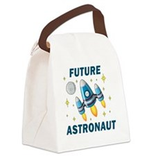 Future Astronaut (Boy) Canvas Lunch Bag