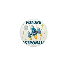 Future Astronaut (Boy) Mini Button