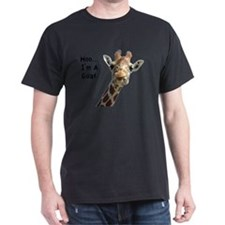 Moo Giraffe Goat T-Shirt