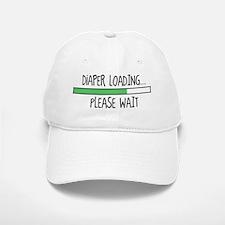 DAIPER LOADING...  ... Baseball Baseball Cap