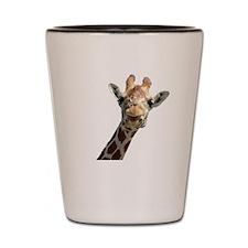 Moo Giraffe Goat Shot Glass