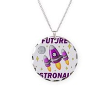 Future Astronaut (Girl) Necklace