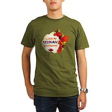 Serbian Boyfriend Des T-Shirt