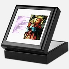 The 23rd Psalm Keepsake Box