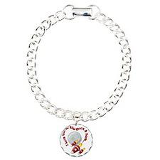 I love you to the moon a Bracelet