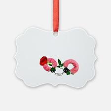 Beckett can handcuff n spank me a Ornament