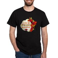 Spanish Boyfriend Designs T-Shirt
