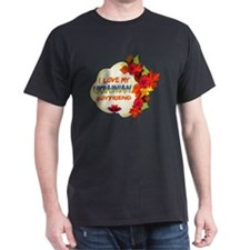 Ukrainian Boyfriend Designs T-Shirt