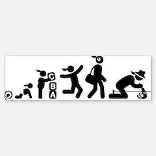 Archaeologist-AAI1 Sticker (Bumper)