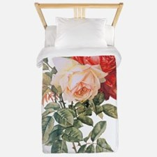 Three Roses Twin Duvet