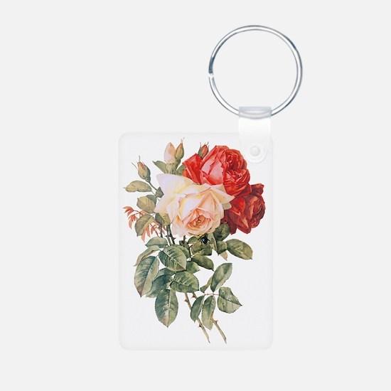 Three Roses Keychains