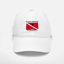 italy Mafia Mob Diving Baseball Baseball Cap