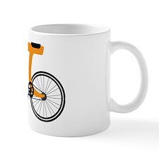 Funny Bicycle 3.14 Mug