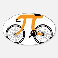 Funny Bicycle 3.14 Decal