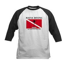 italy Mafia Mob Diving Tee