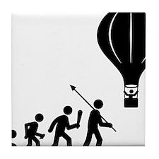 Ballooning-AAF1 Tile Coaster