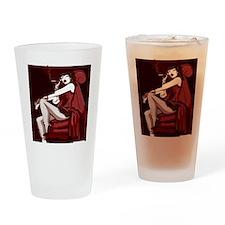 moulin Drinking Glass