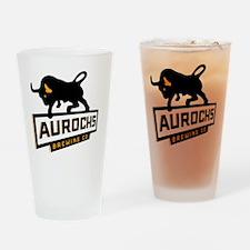 Aurochs Brewing Co. Drinking Glass