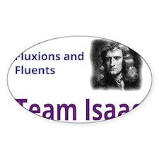 Team Isaac Decal