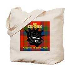 CundeeZ - Murder on the Oary Express Tote Bag