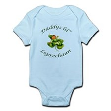 Daddys Lil' Leprechaun Infant Bodysuit