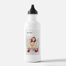 Naughty Nurse ver5 Sports Water Bottle