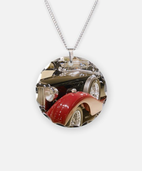 1938 Classic MG Tour Necklace