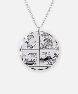 Piddle, Puddle... Necklace