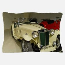 1946 MG Car Pillow Case