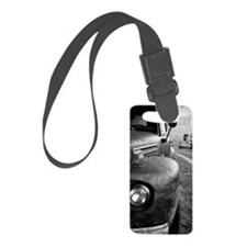 Black Beauty Luggage Tag