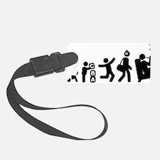 Pipe-Smoking-AAG1 Luggage Tag
