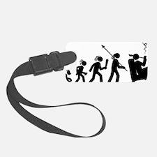 Pipe-Smoking-AAH1 Luggage Tag