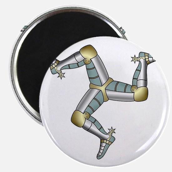 Treskelion of the three legs Magnet