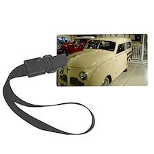 1948 Crosley Wagon Luggage Tag