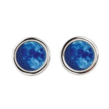 Celtic Blue Moon Cufflinks