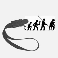 Cello-Player-AAF1 Luggage Tag