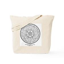John Dee Heptagon Symbol Tote Bag