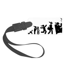 Pipe-Smoking-AAI1 Luggage Tag